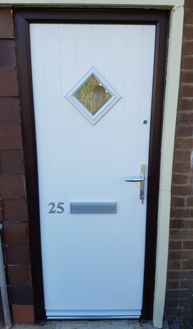 Composite Doors in Royton, Oldham, Shaw, Chadderton