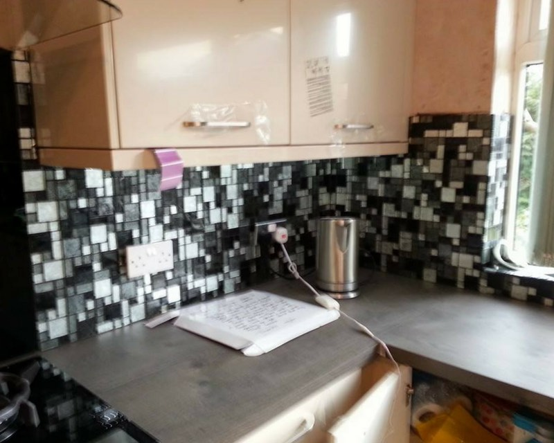 Kitchen Tiling Project in Shaw | KBA Home Improvements