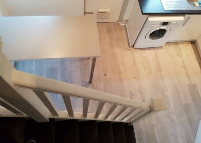 Laminate Floor Installation Project – Royton